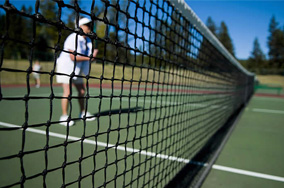 Williams Lake Golf and Tennis Club - Tennis Court