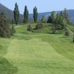 Williams Lake Golf and Tennis Club - Seventeenth Hole